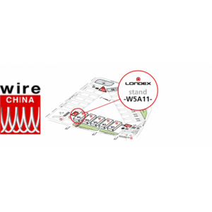 VISIT US AT WIRE CHINA 2014